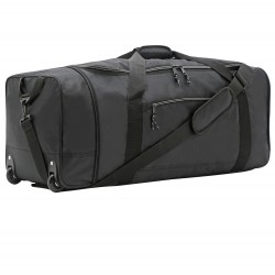 Protege Protege 32″ Compactible Rolling Duffel